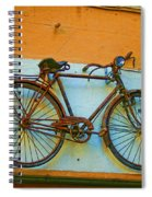 Clamped Spiral Notebook