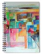 Clarification 6 Spiral Notebook
