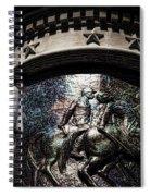 Clarity Of War IIi Spiral Notebook