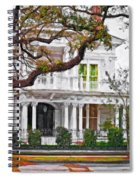 Class Act Oil Spiral Notebook