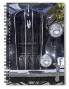 Classic  '36 Spiral Notebook