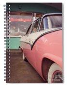 American Graffiti  Spiral Notebook
