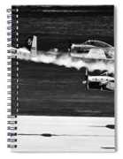 Classic Airpower Spiral Notebook