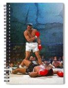Classic Ali Spiral Notebook