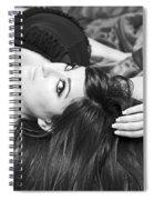 Classic Boudoir Spiral Notebook