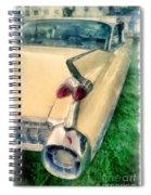 Classic Caddy Fins Spiral Notebook