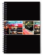 Classic Caddy Inside And Out Spiral Notebook