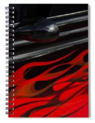 Classic Cars Beauty By Design 12 Spiral Notebook