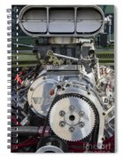 Classic Cars Beauty By Design 13 Spiral Notebook