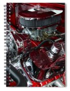 Classic Cars Beauty By Design 15 Spiral Notebook