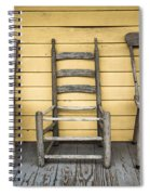 Classic Chairs Spiral Notebook