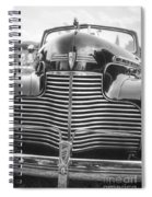 Classic Chevrolet Spiral Notebook