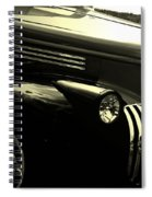 Classic Chevrolet Spiral Notebook