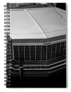 Classic Chevy Caprice  Spiral Notebook