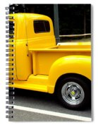 Classic Chevy Truck Spiral Notebook