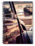 Classic Citroen I Spiral Notebook
