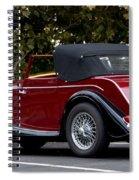 Classic Spiral Notebook