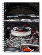 Classic Engine Spiral Notebook