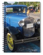 Classic Ford Spiral Notebook