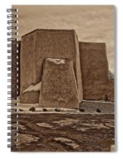 Classic In Palladium Spiral Notebook