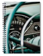 Classic Interior Spiral Notebook