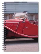 Classic Mg Spiral Notebook