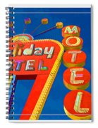 Classic Old Neon Signs Spiral Notebook