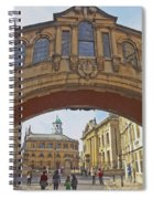 Classic Oxford Textured Spiral Notebook