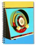 Classic Rock Spiral Notebook