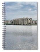 Classic Saint Quentin En Yvelines Spiral Notebook