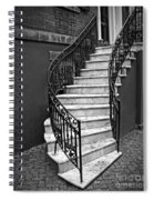 Classic Staircase Spiral Notebook