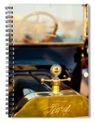Classic T Spiral Notebook