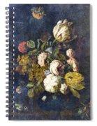 Classical Bouquet - S0104t Spiral Notebook