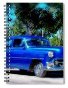 Classics Of Cuba Spiral Notebook