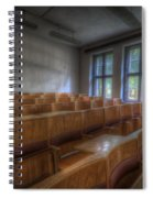 Classroom Seating Spiral Notebook
