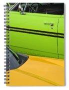 Classy Classics Spiral Notebook