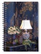 Classy Interior Spiral Notebook