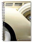 Classy Spiral Notebook