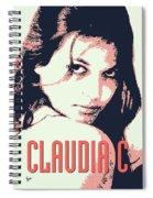 Claudia C Spiral Notebook