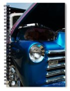 Clean And Shiny 1 Spiral Notebook