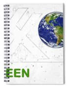 Clean Energy Spiral Notebook