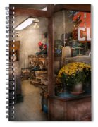 Cleaner - Ny - Chelsea - The Cleaners Spiral Notebook