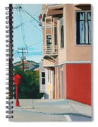 Clear Day Spiral Notebook