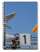 Cleared For Landing Spiral Notebook
