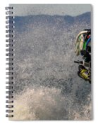 Cleared For Take Off Spiral Notebook