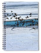 Cleared To Land Spiral Notebook