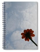Clearing Skies Spiral Notebook