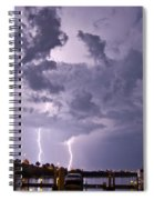 Clearwater Harbor Spiral Notebook