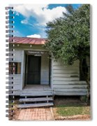 Clementine Hounter House Spiral Notebook