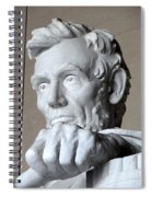 Clenched Fist Spiral Notebook